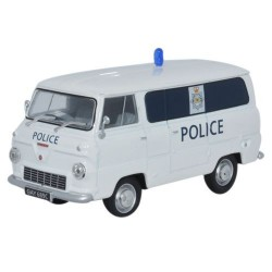 Ford 400E Van Glamorgan Police