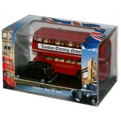 London Bus & Taxi Gift