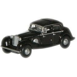 Black SS Jaguar