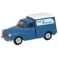 RAC Morris 1000 Van