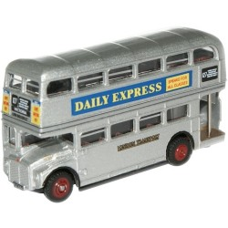 RM664 Silver Lady Routemaster