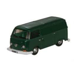 Peru Green VW Van