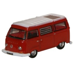 Senegal Red/White VW Camper