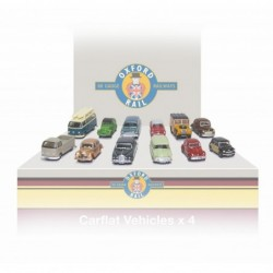 Carflat Pack 1960s Cars -...