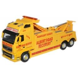 Albert Road Recovery Volvo