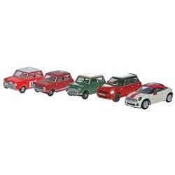 5 Piece Mini Set