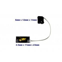 Zen 3-Wire Medium Stay...