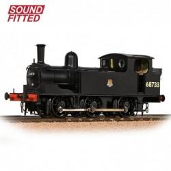 LNER J72 Tank 68733 BR...