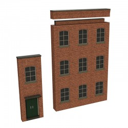 Low Relief Modular Mill...