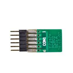 6 Pin Decoder Blanking Plug...