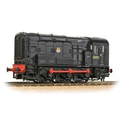 Class 08 13052 BR Black...