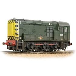Class 08 D3881 BR Green...