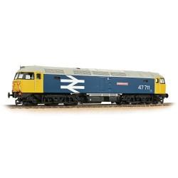 Class 47/7 47711...