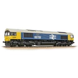 Class 66/7 66789 'British...