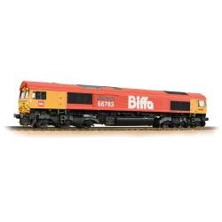 Class 66/7 66783 'The...