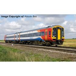 Class 158 2-Car DMU 158773...