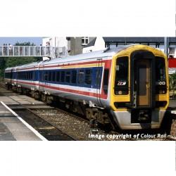 Class 159 3-Car DMU 159013...