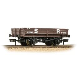 3 Plank Wagon SR Brown -...