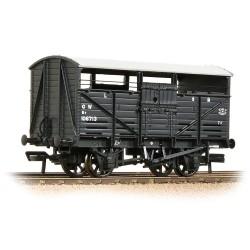 8T Cattle Wagon GWR Grey -...