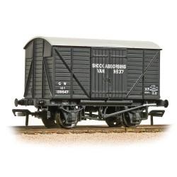 GWR 12T Shock Van Planked...