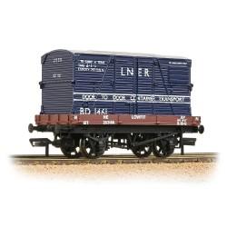 1 Plank Wagon LNER Bauxite...