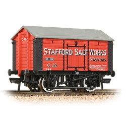 10T Covered Salt Wagon...