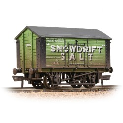 10T Covered Salt Wagon...