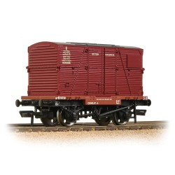 Conflat Wagon BR Bauxite...