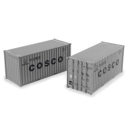 20ft Containers 'Cosco'...