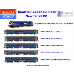 ScotRail Locohaul - Rake 1...