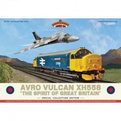 Avro Vulcan XH558...