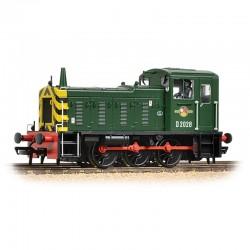 Class 03 D2028 BR Green...