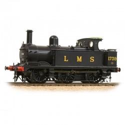 Midland Class 1F 1739 LMS...