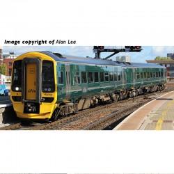 Class 158 2 Car DMU 158766 GWR
