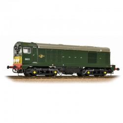 Class 20 D8011 BR Green...