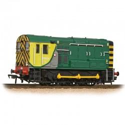 Class 08 08624 Freightliner...