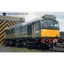 Class 25/2 D5282 BR Green...