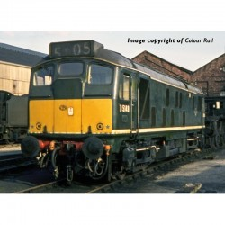 Class 24/1 D5149 BR Green...
