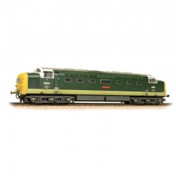 Class 55 D9001 'St. Paddy'...