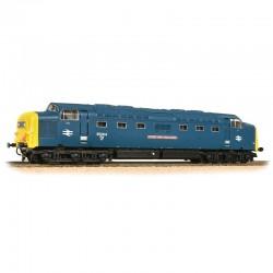 Class 55 55004 'Queen's Own...