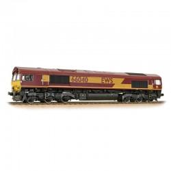 Class 66 66040 EWS - DCC Sound