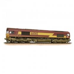 Class 66 66065 Ex-EWS (DBS...