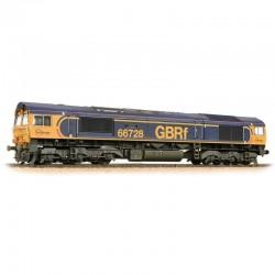 Class 66 66728 'Institution...