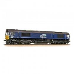 Class 66 66434 DRS Plain...