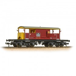 25 Ton Queen Mary Brake Van...
