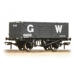 7 Plank End Door Wagon GWR...