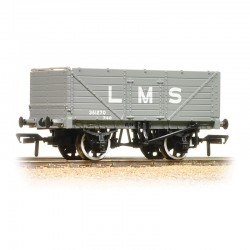 7 Plank End Door Wagon LMS...