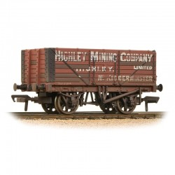 7 Plank End Door Wagon...