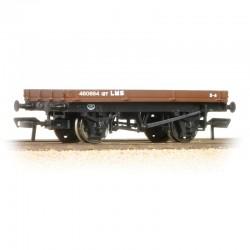 1 Plank Wagon LMS Bauxite
