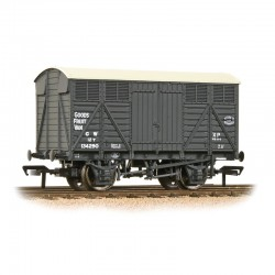 12 Ton GWR Grey Fruit Van